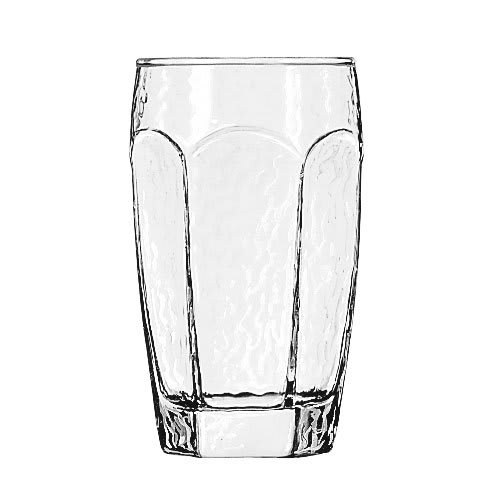 Libbey 2488 12-oz Chivalry Beverage Glass - Safedge Rim Guarantee