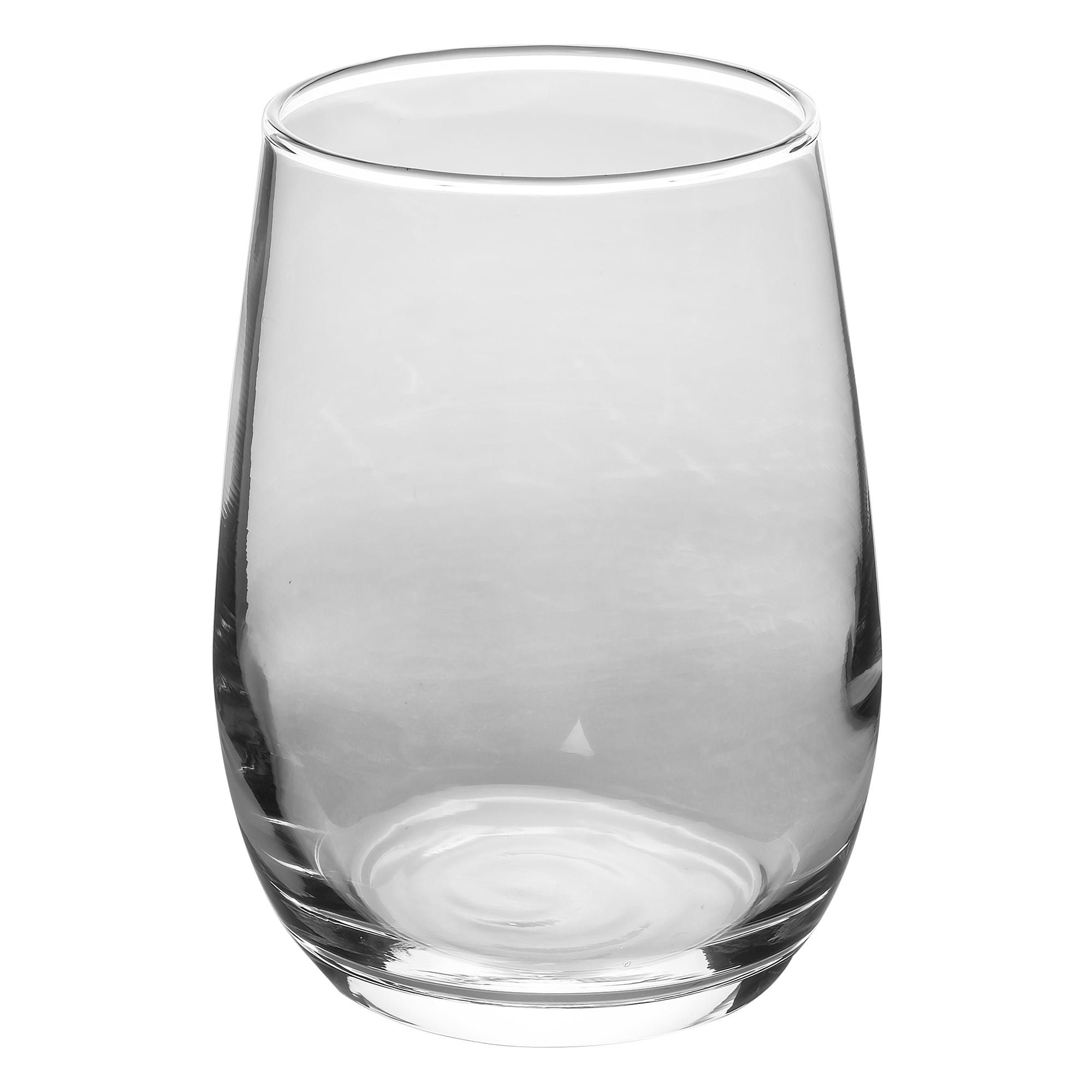Libbey 260 6-1/4-oz Safedge Wine Taster Glass - Rim Guarantee, Clear