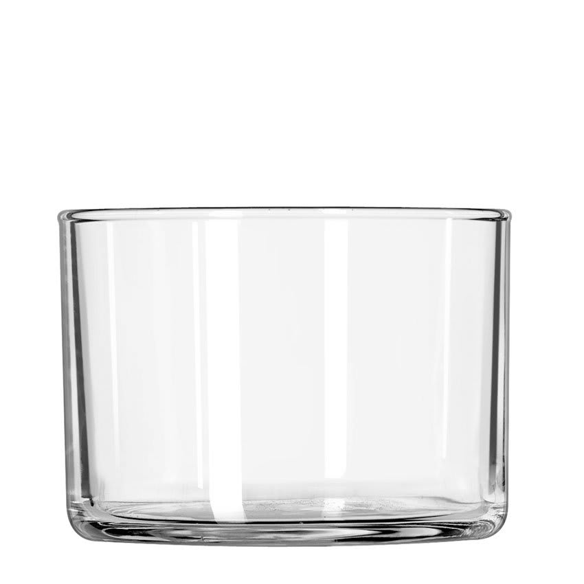 Libbey 280 5.25-oz Glass Bowl Tumbler Mini-Dessert