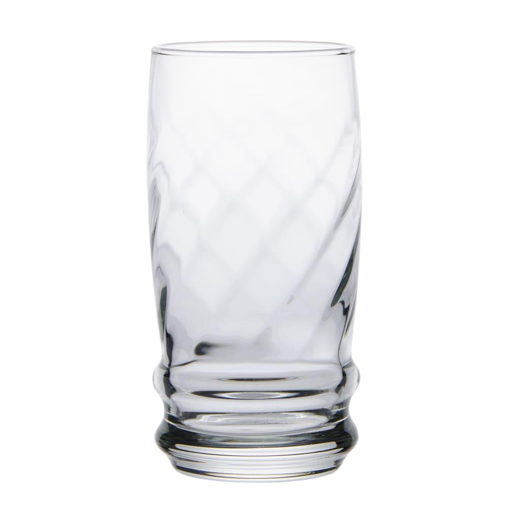 Libbey 29411HT 12-oz Cascade Beverage Glass - Safedge Rim