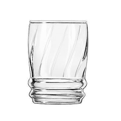 Libbey 29511HT 8 oz Cascade Beverage Glass - Safedge Rim