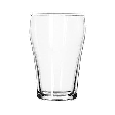 Libbey 30 6.75 oz Bell Soda Fountain Glass - Safedge Rim Guarantee