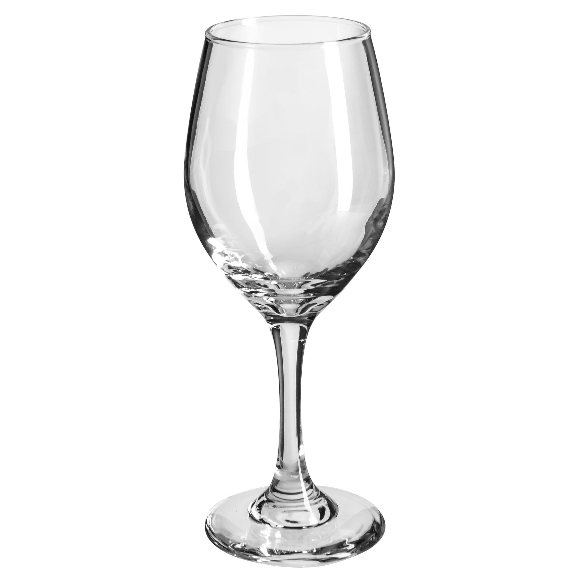 Libbey 3057 11 oz Perception Wine Glass - Safedge Rim & Foot