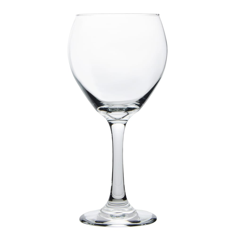 Libbey 3061 20 oz Perception Red Wine Glass - Safedge Rim & Foot
