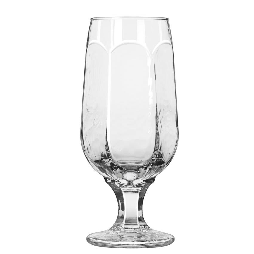 Libbey 3228 12 oz Chivalry Beer Glass - Safedge Rim & Foot Guarantee