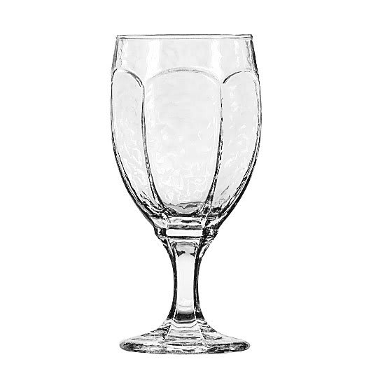Libbey 3264 8-oz Chivalry Wine Glass - Safedge Rim & Foot Guarantee