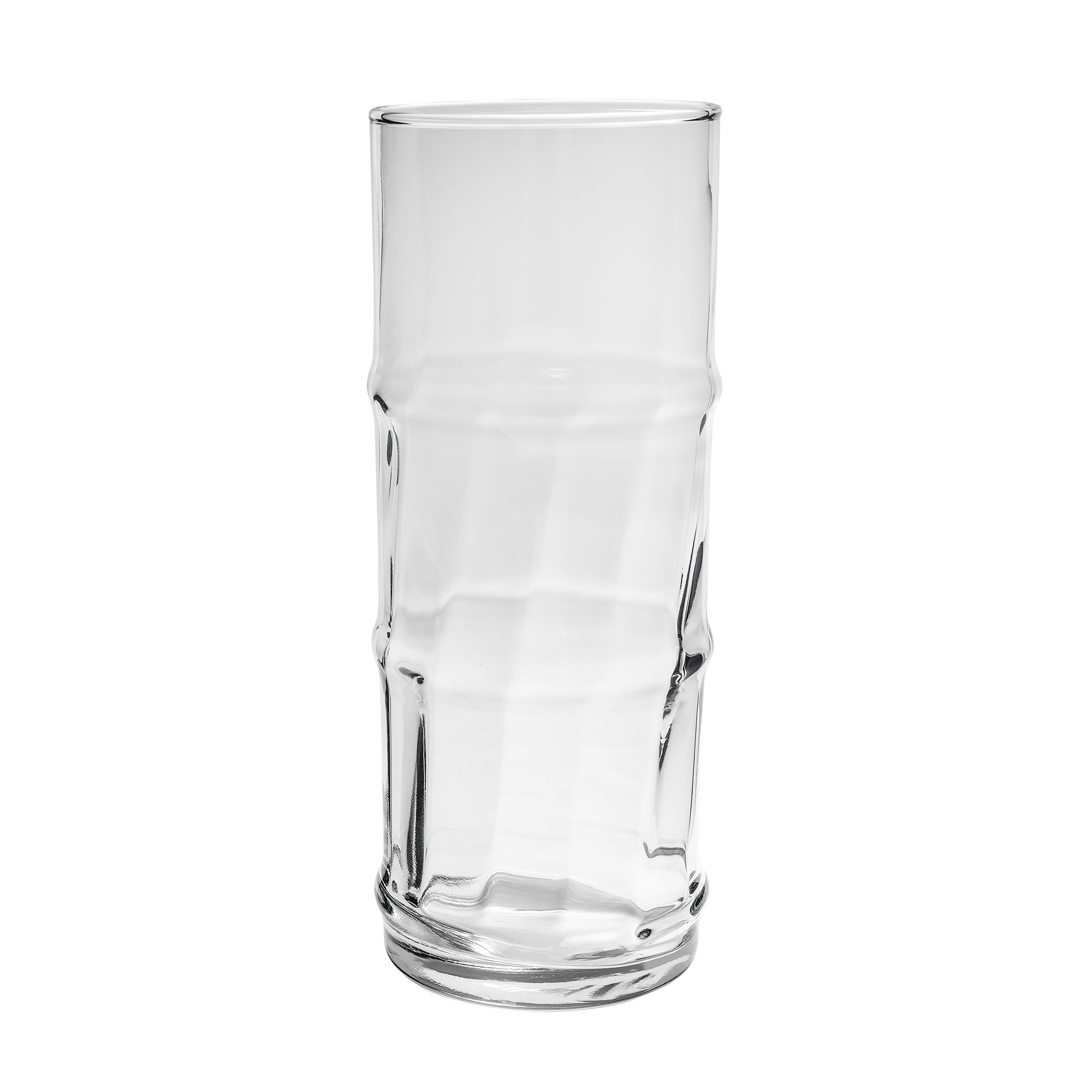 Libbey 32802 16 oz Hurricane Cooler Glass - Safedge Rim Guarantee
