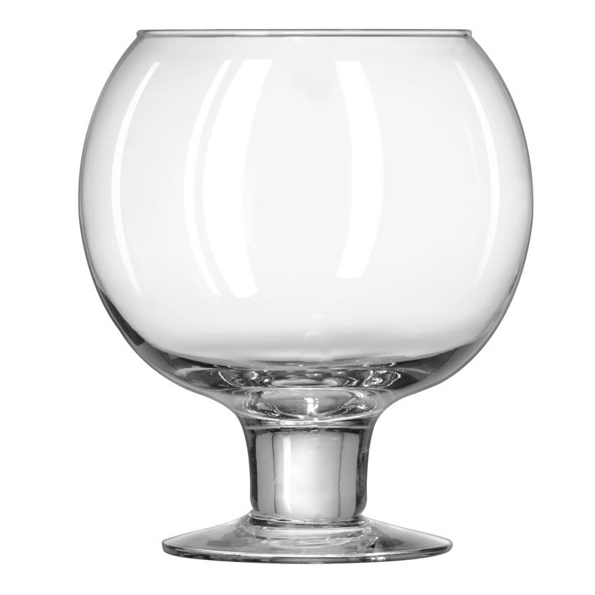 Libbey 3408 51-oz Super Globe Glass - Safedge Rim & Foot Guarantee
