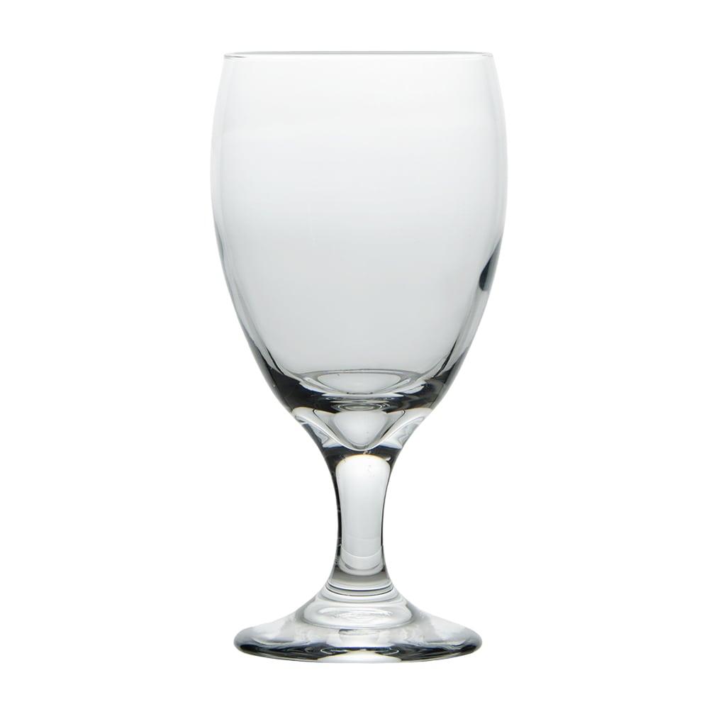 Libbey 3716 16.25 oz Embassy Royale Iced Tea Glass - Safedge Rim & Foot