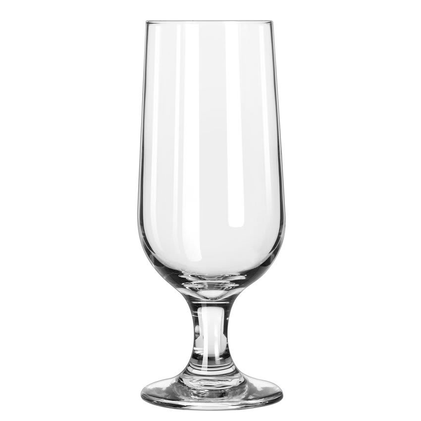 Libbey 3728 12-oz Embassy Beer Glass - Safedge Rim & Foot Guarantee