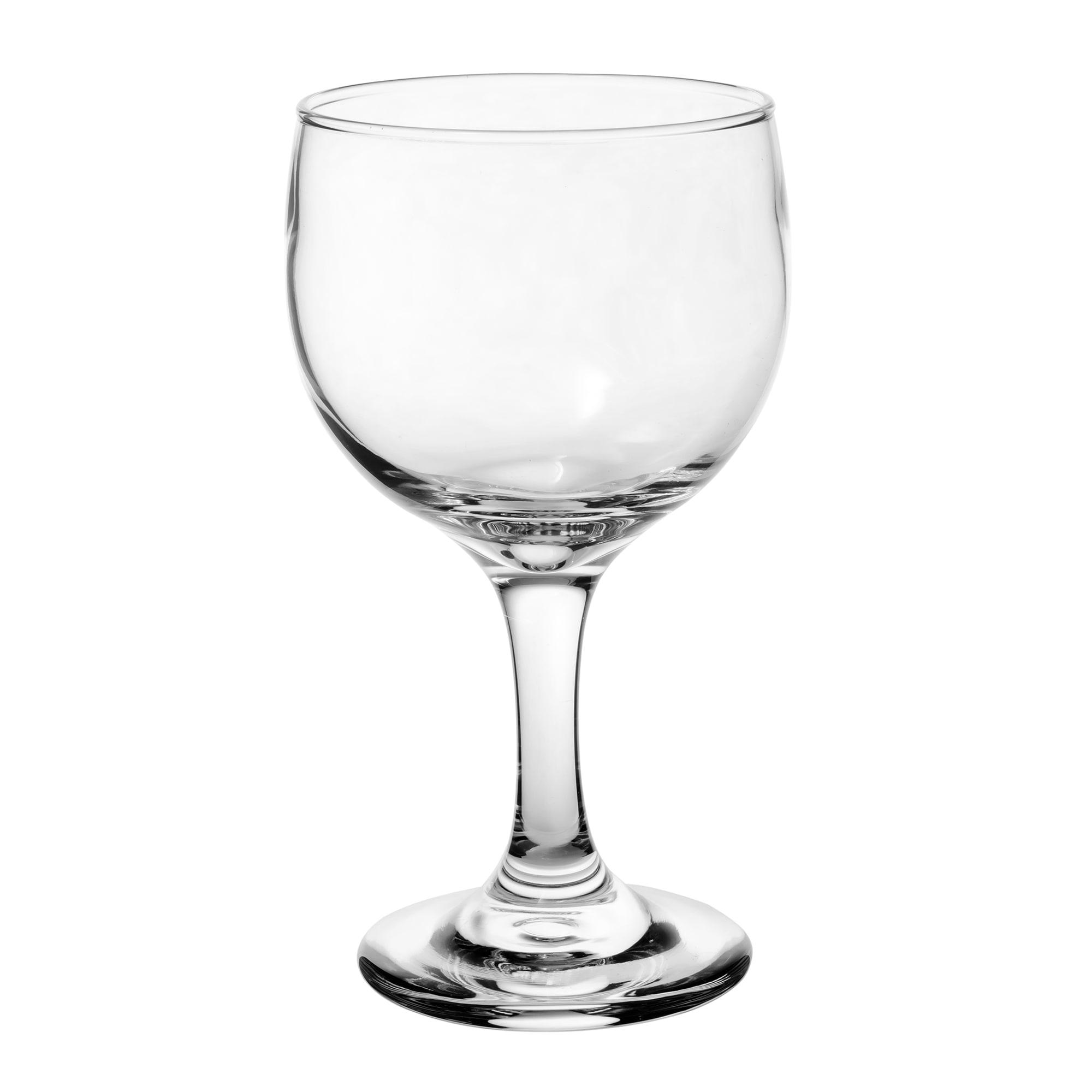 Libbey 3757 10.5 oz Embassy Wine Glass - Safedge Rim & Foot Guarantee