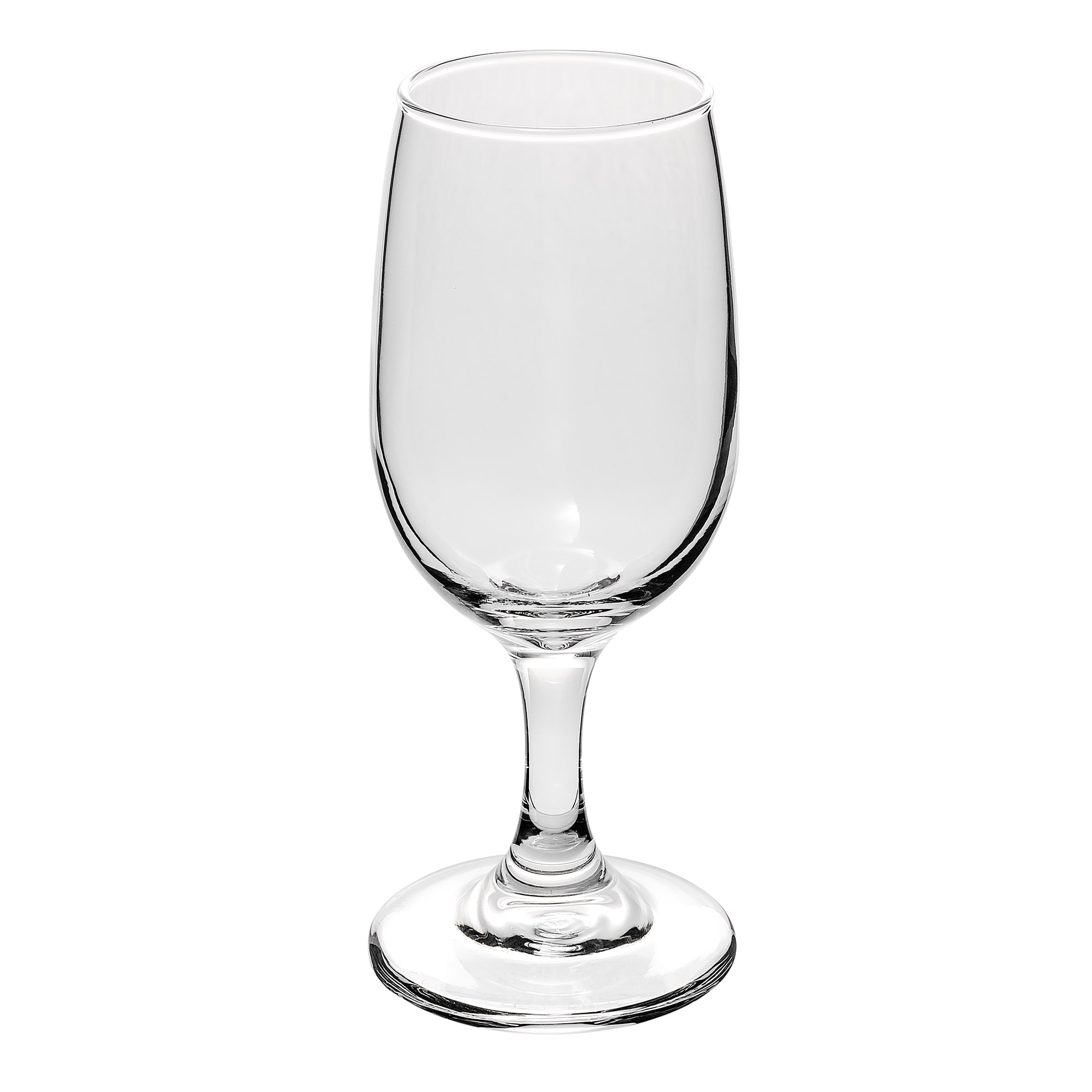 Libbey 3766 6.5 oz Embassy Wine Glass - Safedge Rim & Foot Guarantee