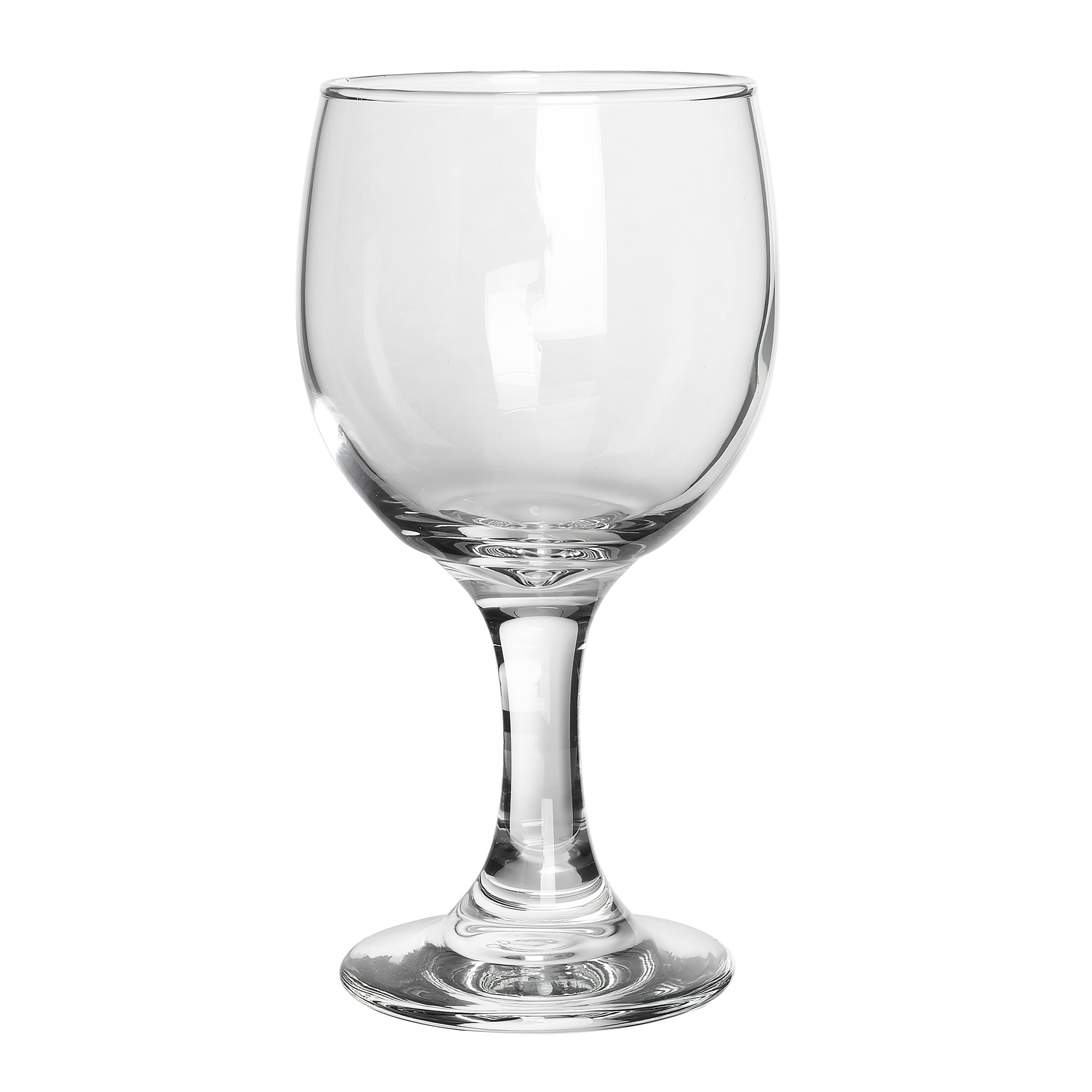 Libbey 3769 6.5-oz Embassy Wine Glass - Safedge Rim & Foot