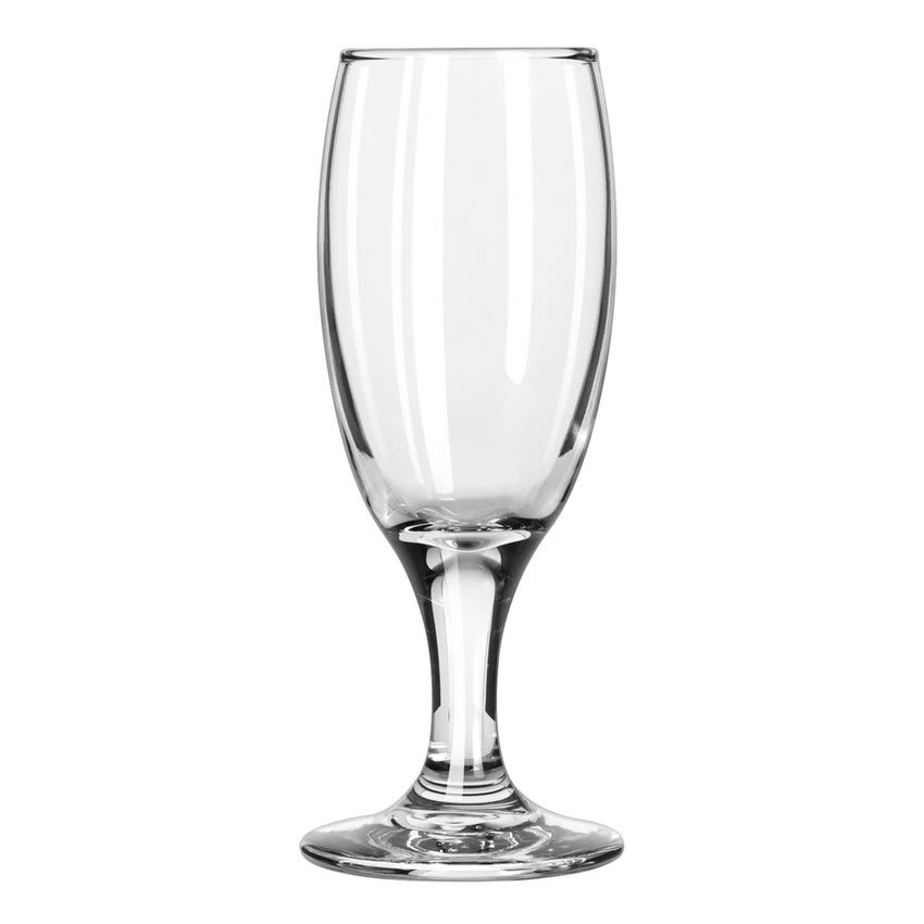 Libbey 3775 4.5 oz Embassy Whiskey Sour Glass - Safedge Rim & Foot