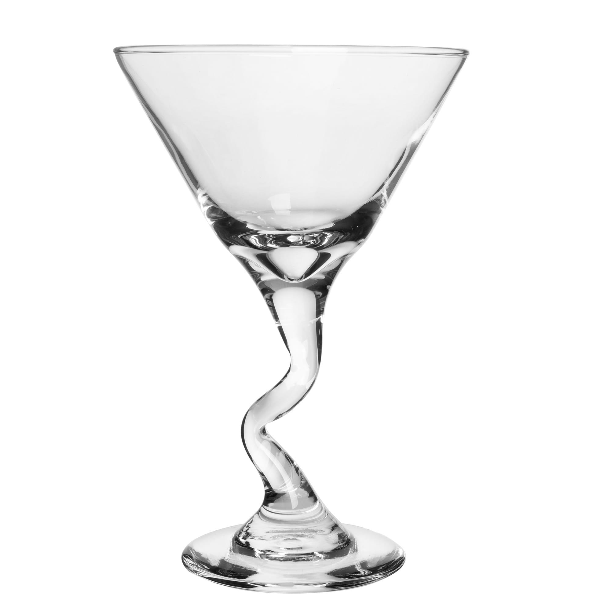 Libbey 37799 9.25 oz Z-Stem Martini Glass