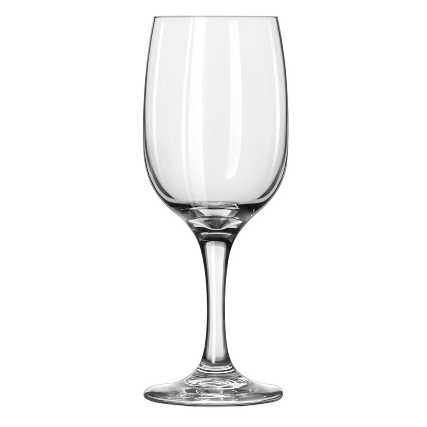 Libbey 3783 8.75-oz Pear Shape White Wine Glass