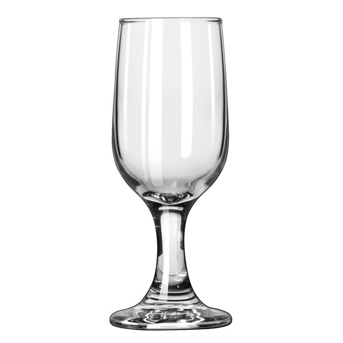 Libbey 3792 2 oz Embassy Brandy Glass - Safedge Rim & Foot Guarantee