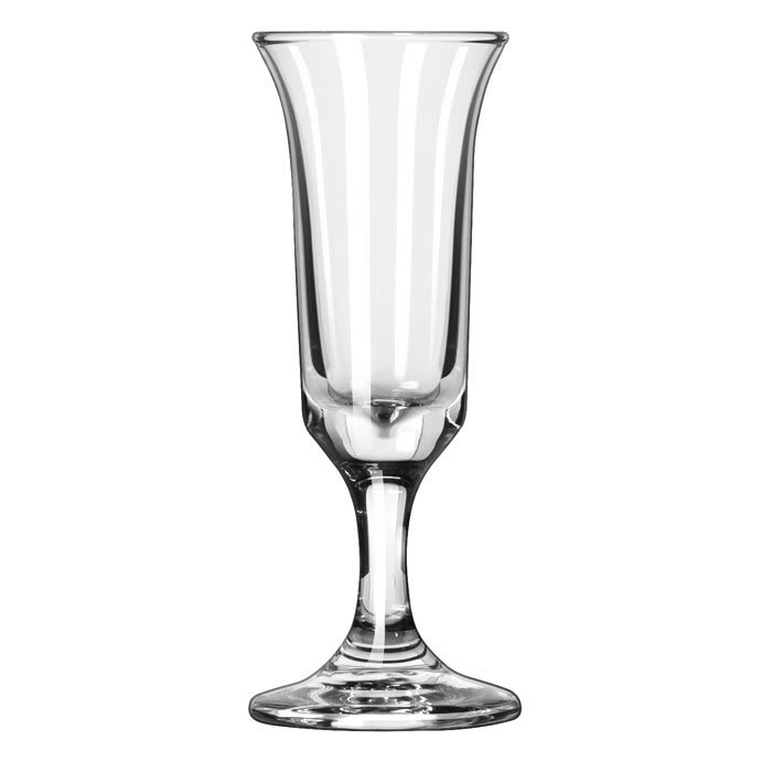 Libbey 3793 1-oz Embassy Cordial Glass - Safedge Rim & Foot Guarantee