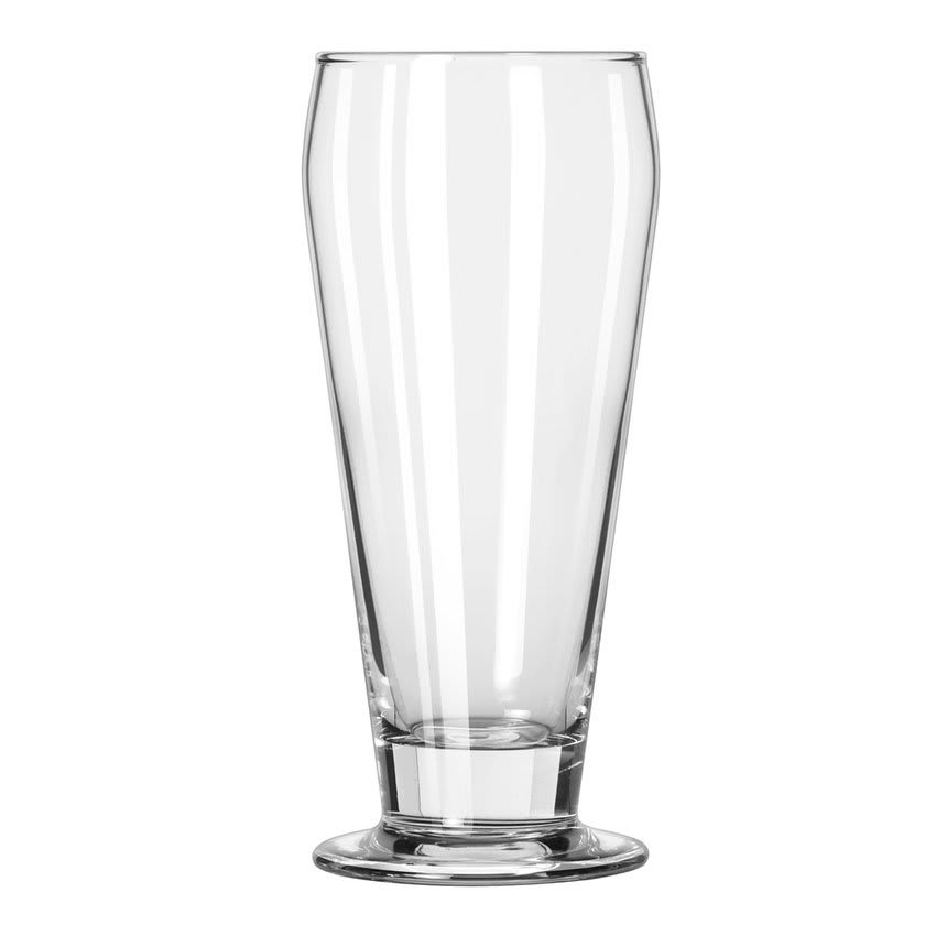 Libbey 3812 12-oz Ale Glass - Safedge Rim & Foot Guarantee