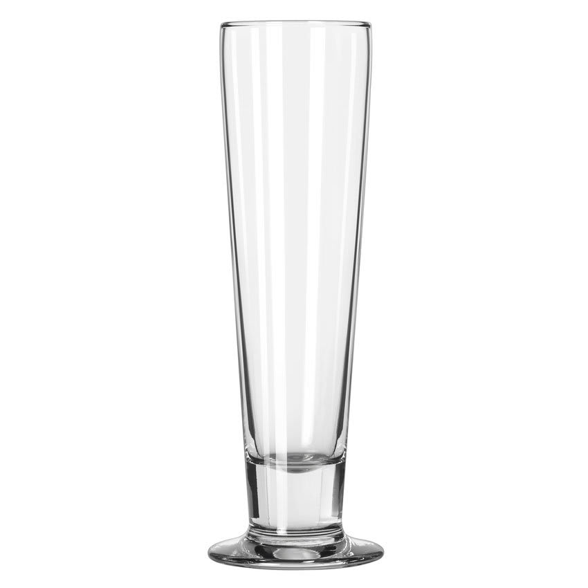 Libbey 3823/69292 15.25 oz Catalina Fizzazz Beer Glass - Nucleation Etching