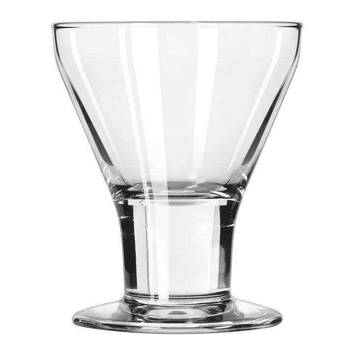 Libbey 3824 7 oz Catalina Rocks Sherbet Glass Dessert - Safedge Rim & Foot