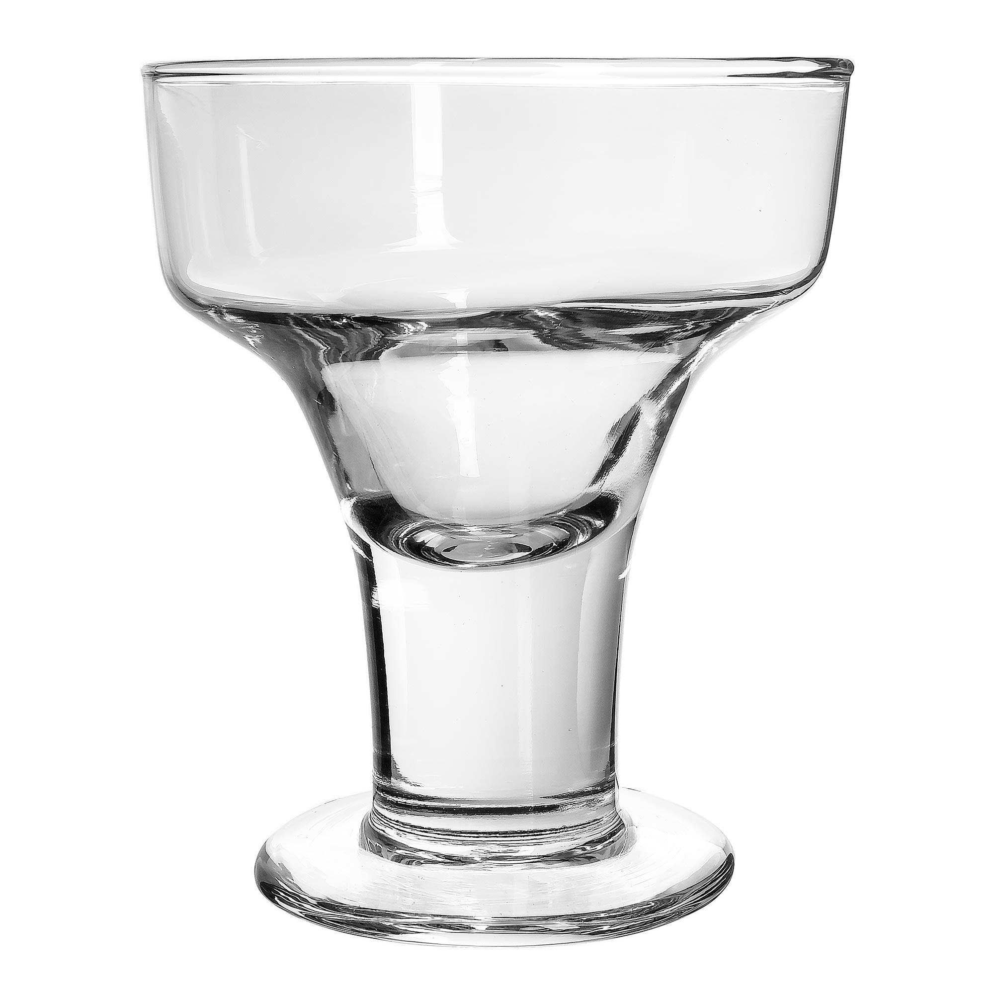 Libbey 3827 12-oz Catalina Margarita Dessert Glass - Safedge Rim & Foot