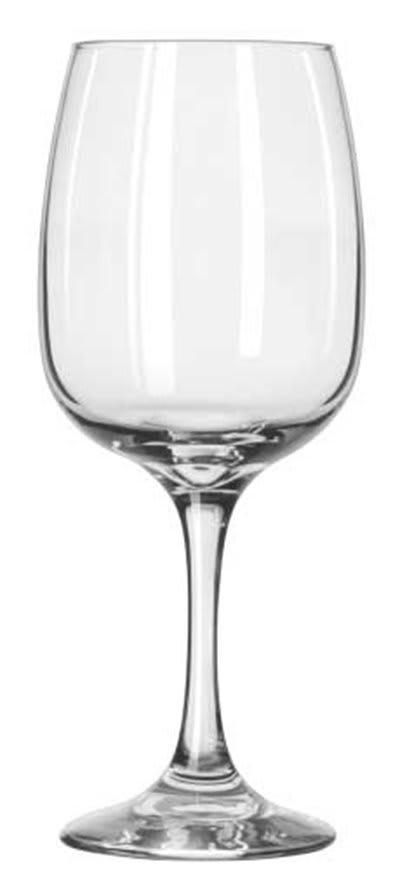 Libbey 3833 12-oz Sonoma Finedge Rim Wine Glass