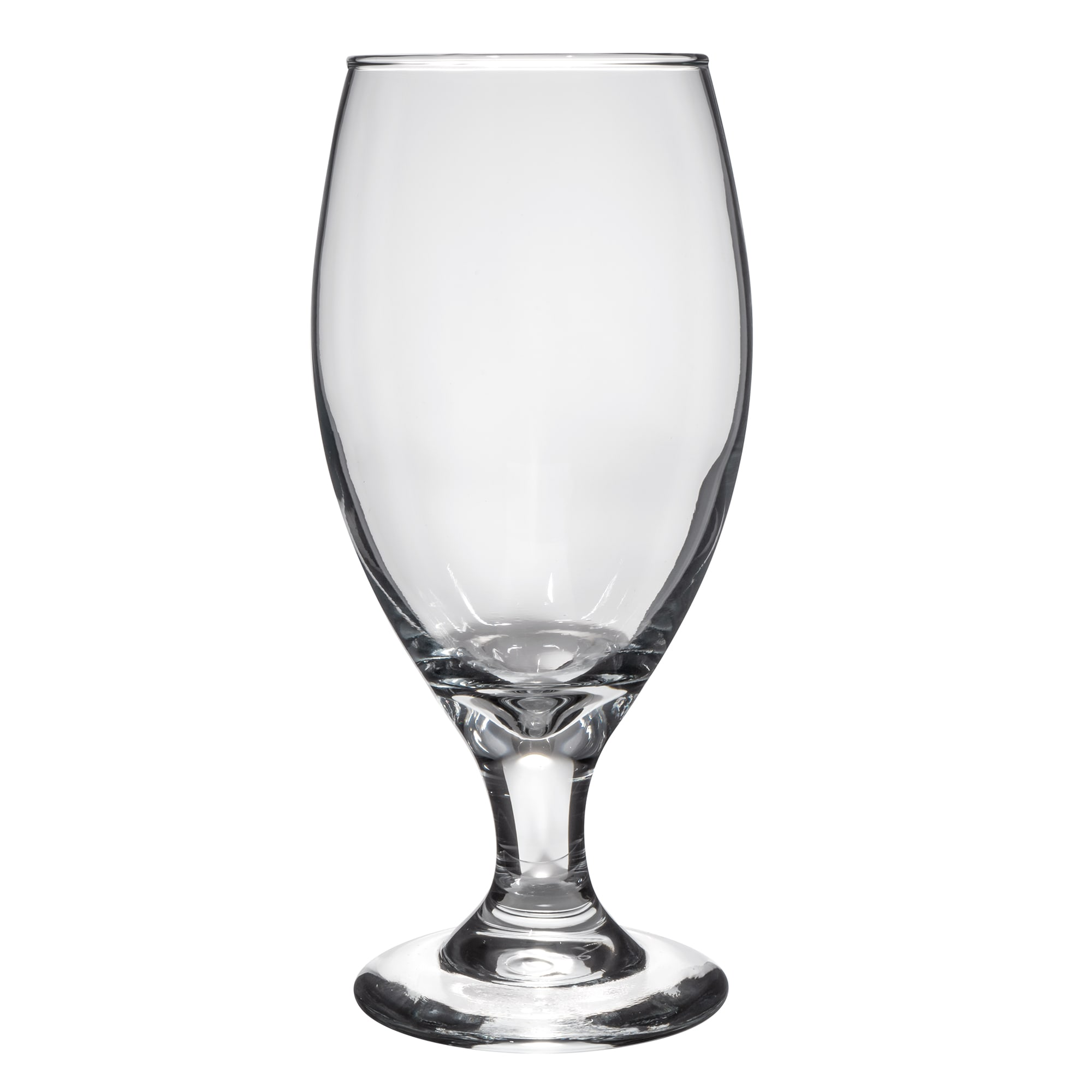 Libbey 3915 14.75-oz Teardrop Beer Glass - Safedge Rim & Foot Guarantee