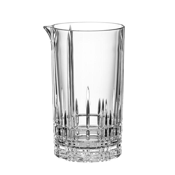 Libbey 4500152 21.5 oz Perfect Serve Stirring Glass w/ Pour Spout