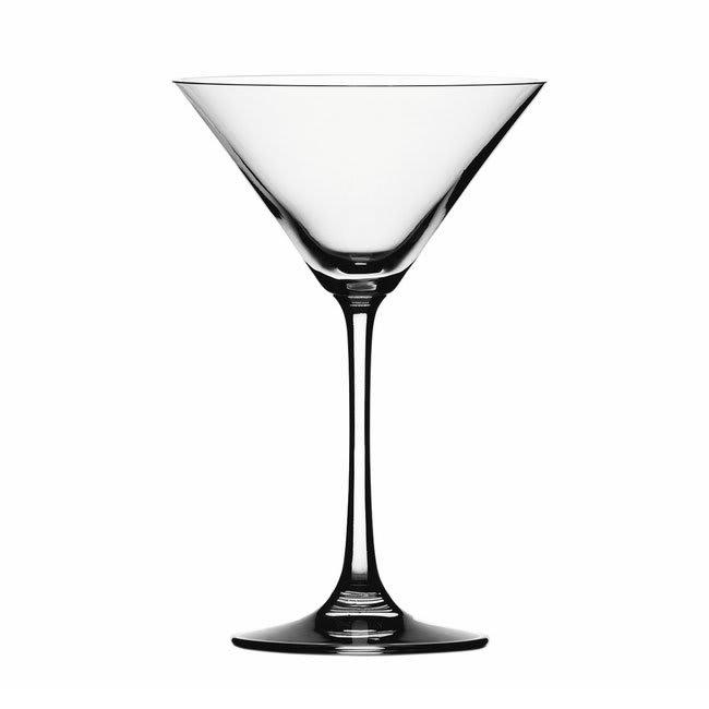 Libbey 4510025 6.5-oz Vino Grande Martini Cocktail Glass, Spiegelau