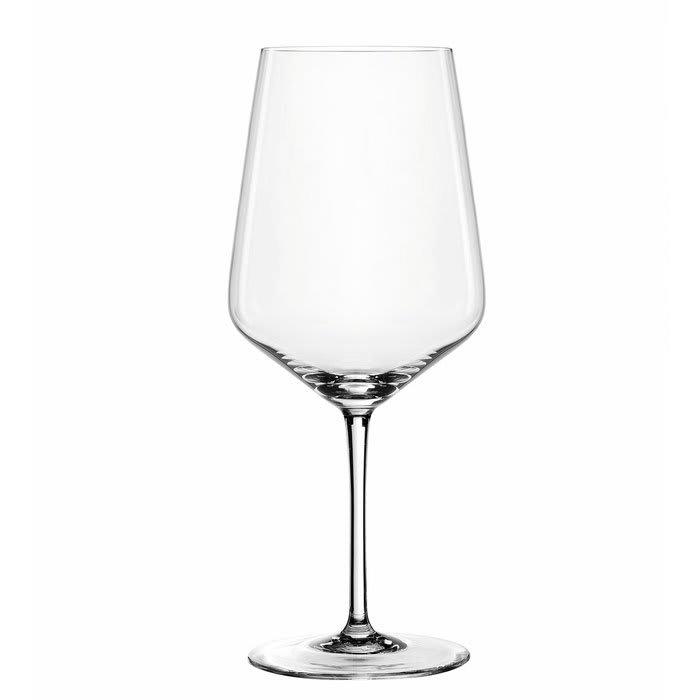 Libbey 4675201 21.25-oz Style Red Wine Water Glass, Spiegelau