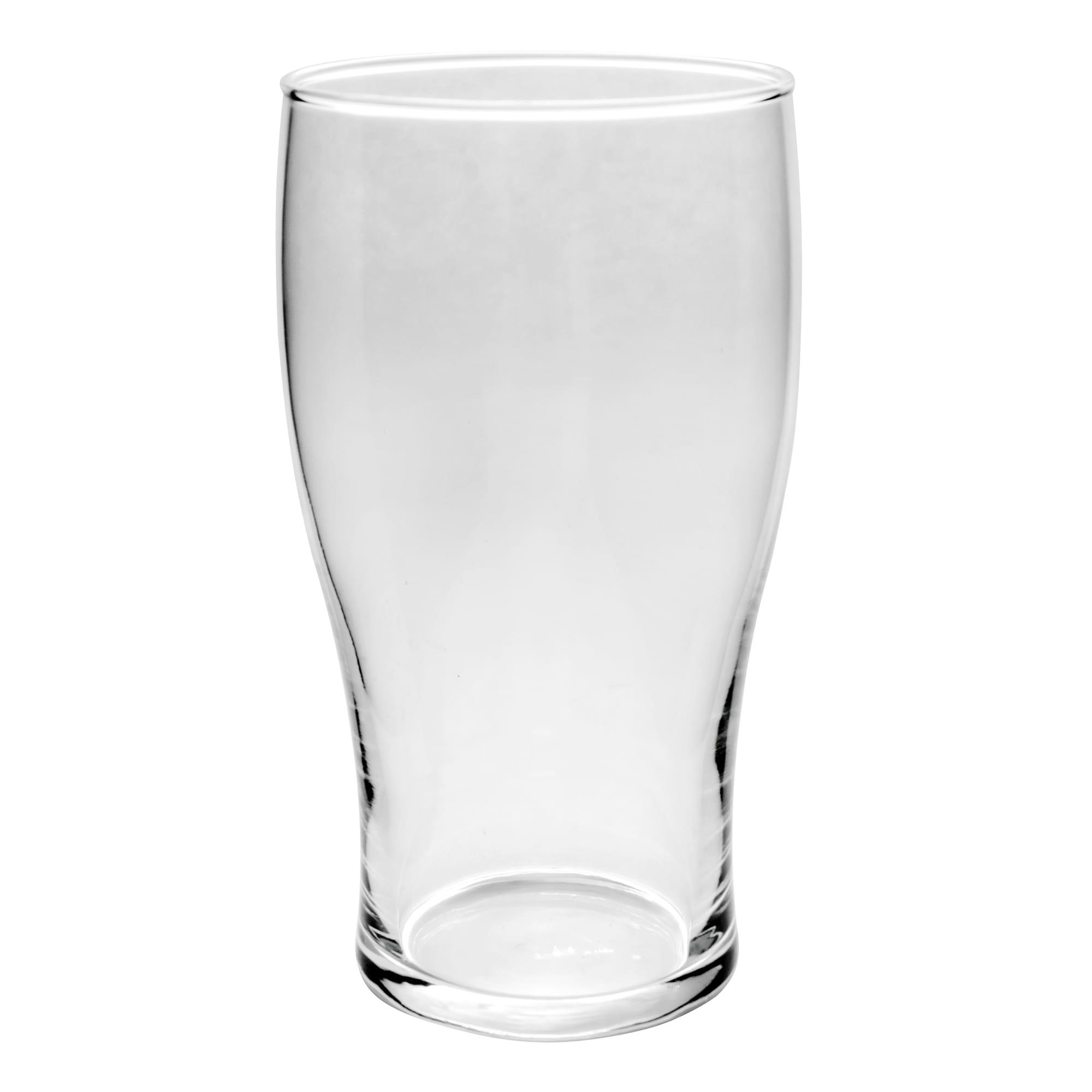 Libbey 4803 20 oz Pub Glass - Safedge Rim Guarantee