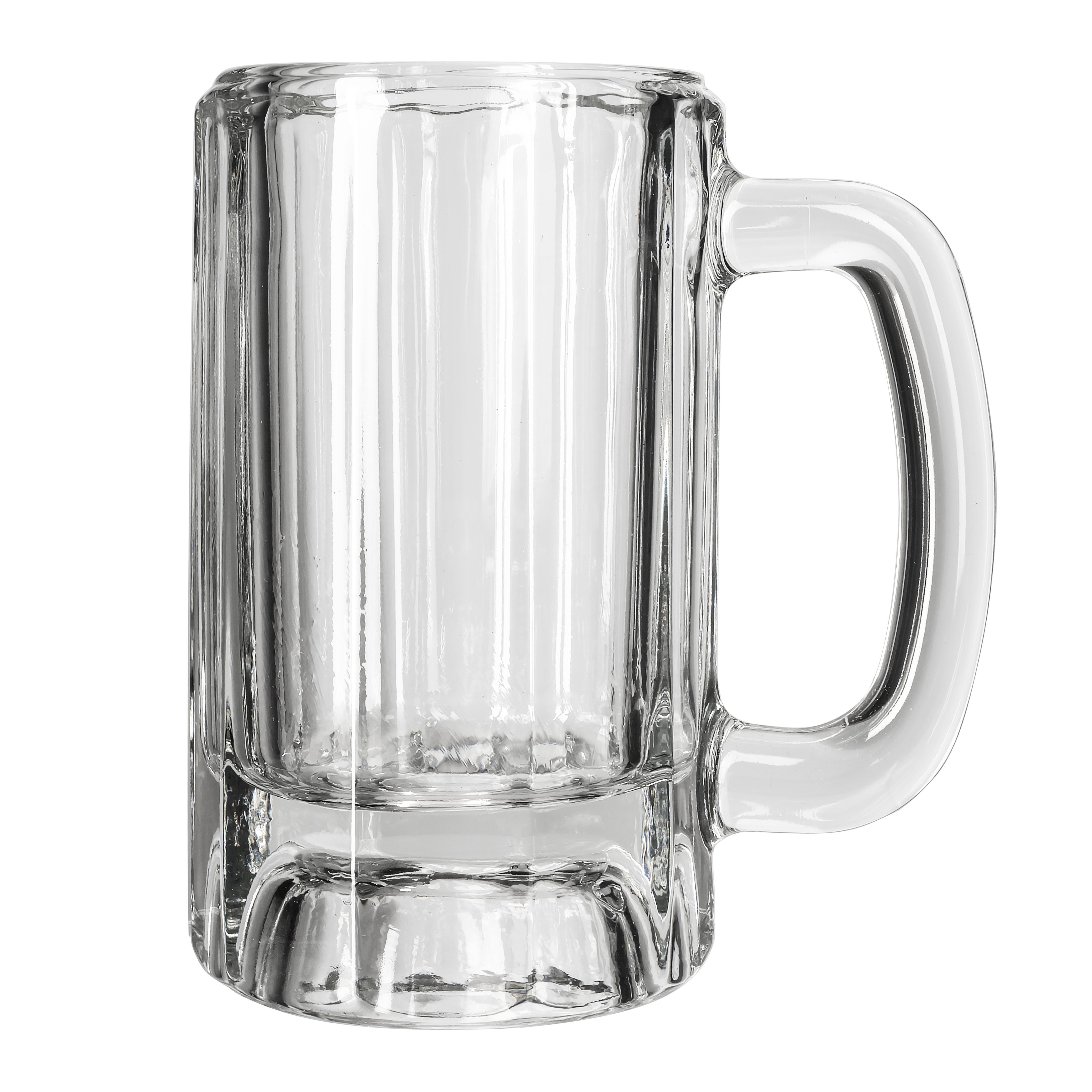 Libbey 5016 12 oz Paneled Mug