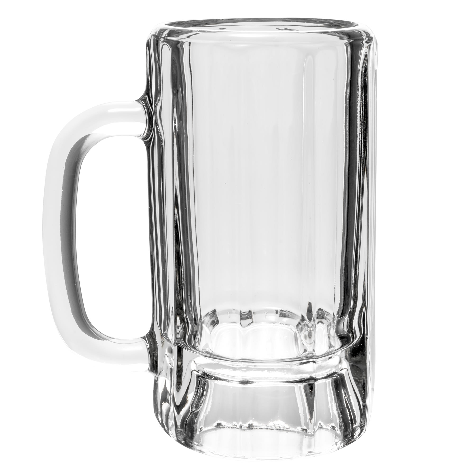 Libbey 5018 14-oz Paneled Mug