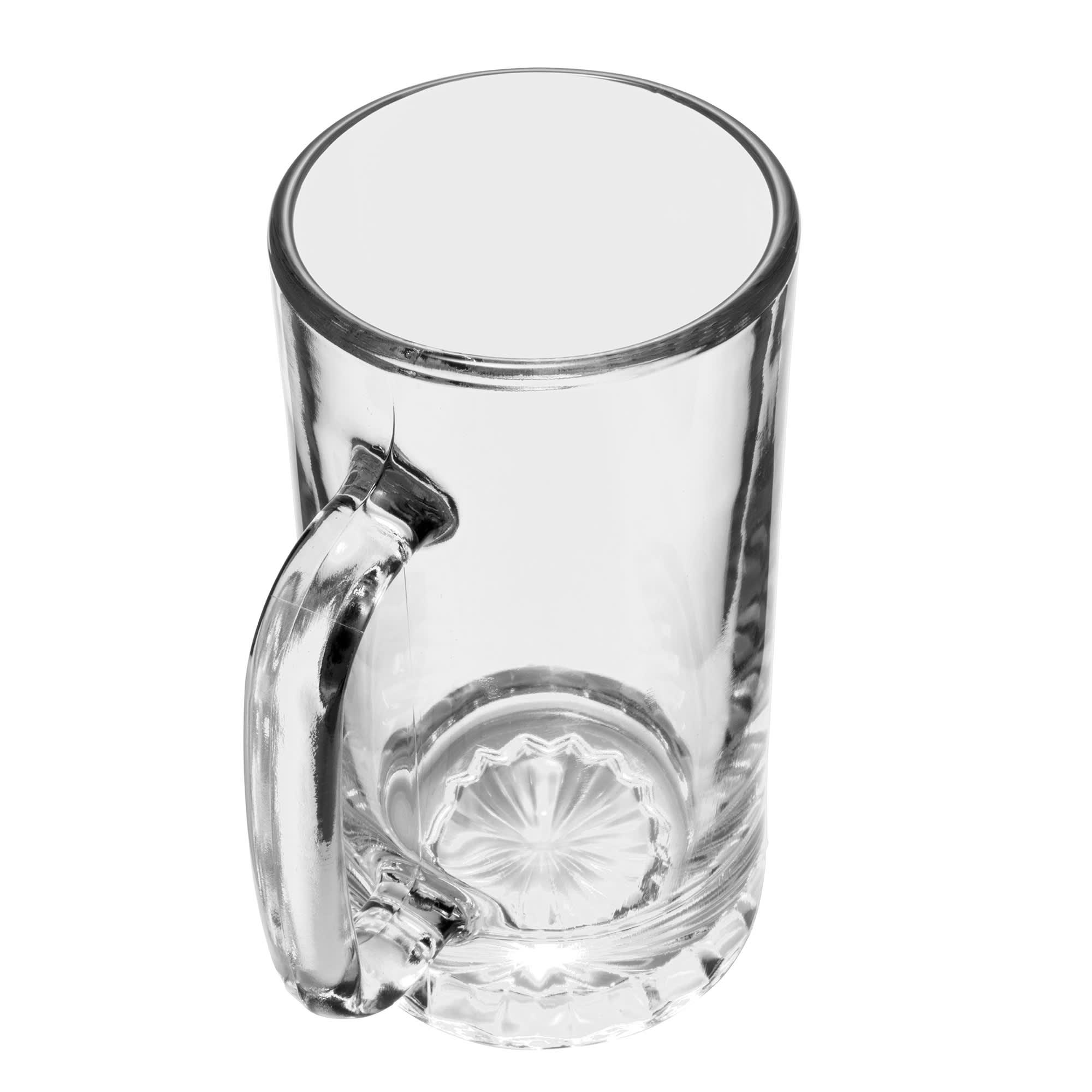 Libbey 5092 16 oz Tankard Starburst Mug