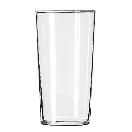 Libbey 51 12.5 oz Straight Sided Iced Tea Glass - Safedge Rim Guarantee