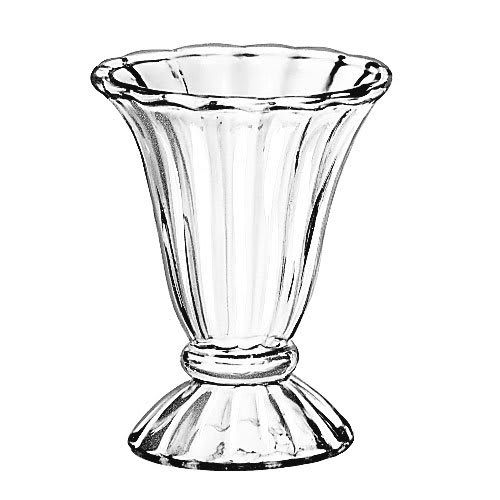 Libbey 5115 6.5-oz Glass Tulip Sundae Dish