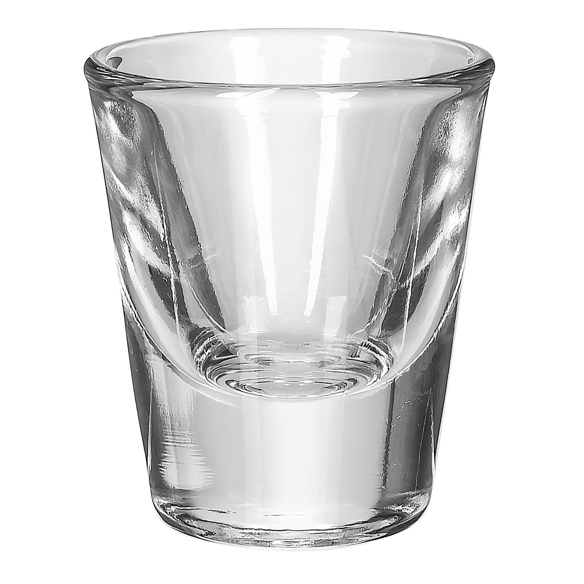 Libbey 5121 1.25 oz Whiskey Shot Glass