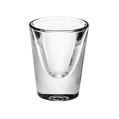 Libbey 5128 .87 oz Whiskey Shot Glass