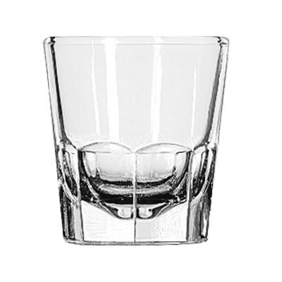 Libbey 5130 5 oz Old Fashioned Glass