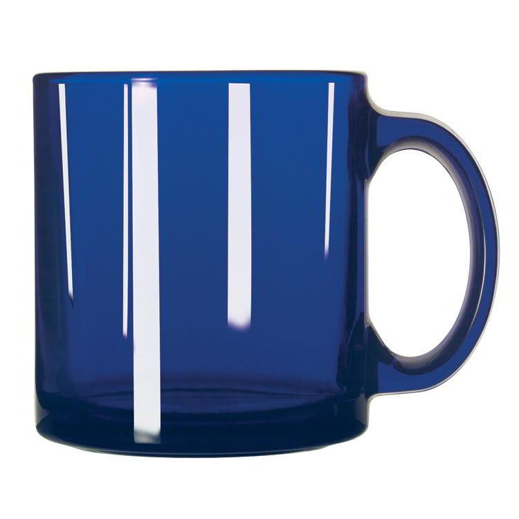 Libbey 5213B 13 oz Cobalt Coffee Mug