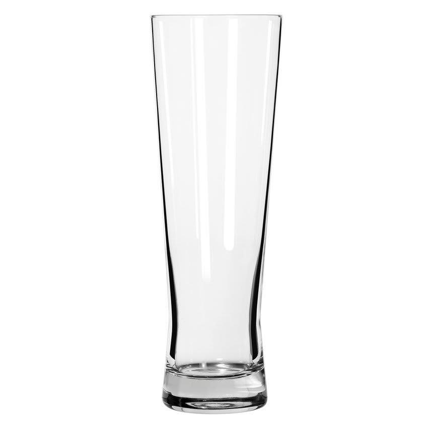 Libbey 528 20 oz Finedge Pinnacle Beer Glass - Rim Guarantee, Clear