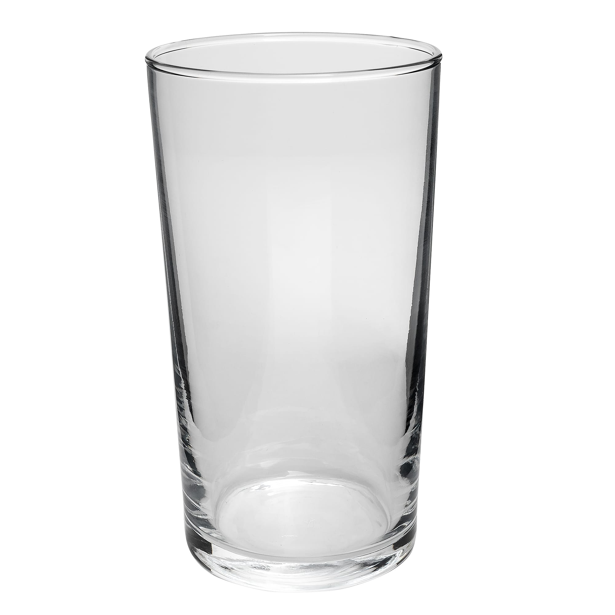 Libbey 53 10 oz Straight Sided Collins Glass - Safedge Rim Guarantee