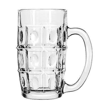 Libbey 5305 11.5-oz Glass Vienna Stein