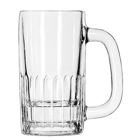Libbey 5307 8.5-oz Mug - Handle