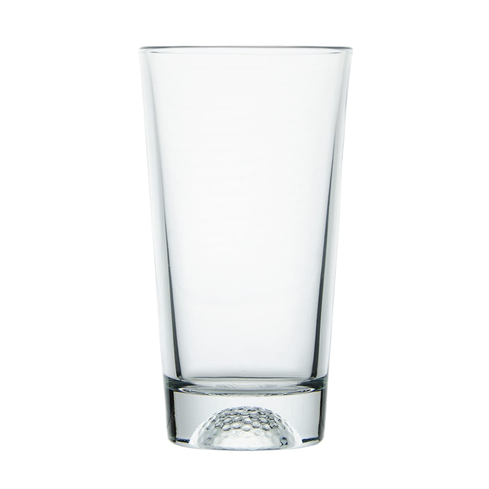 Libbey 5330 16 oz Sportsware Collection Cooler Glass - Golf Bottom Treatment