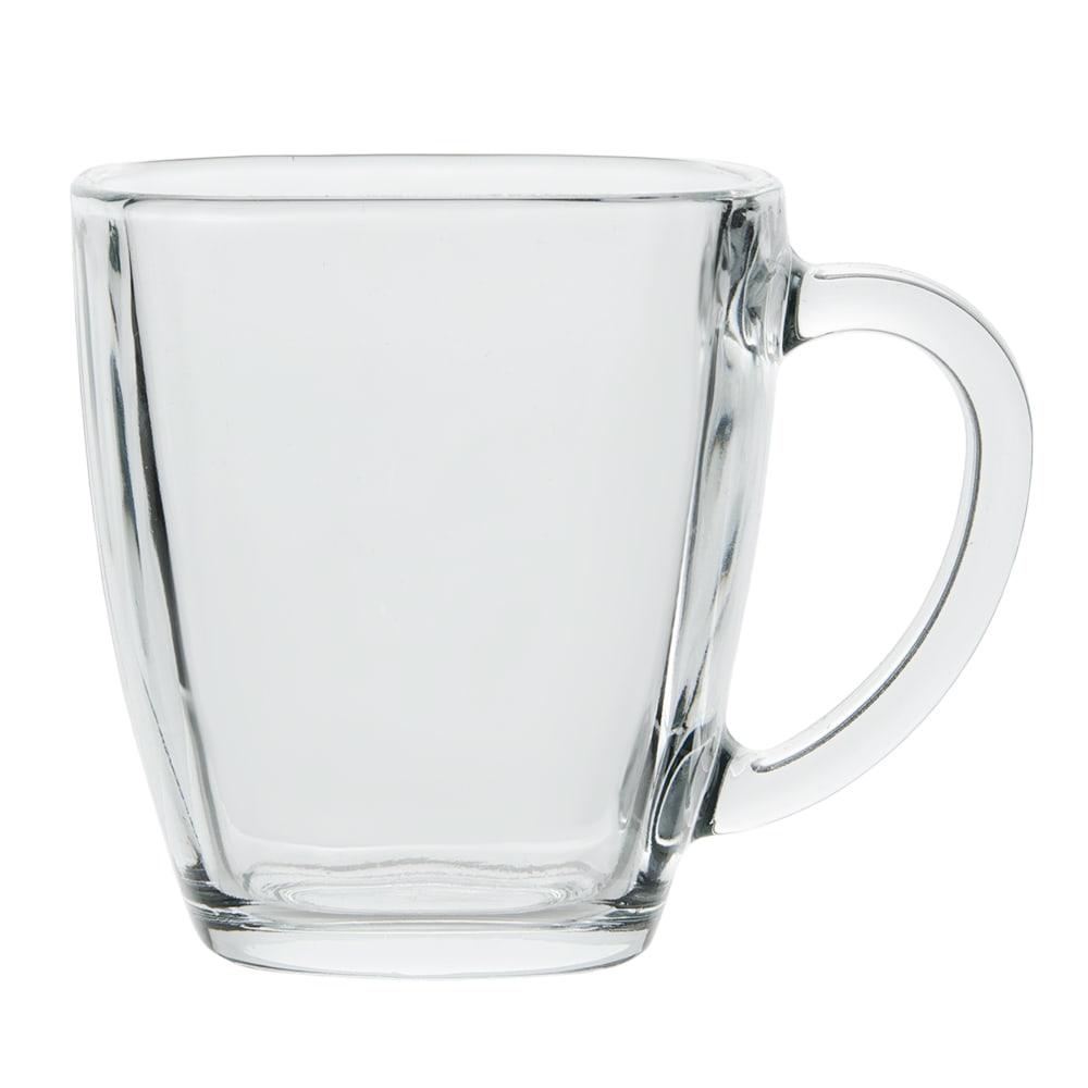 Libbey 5352 14 oz Square Tempo Mug - Handle