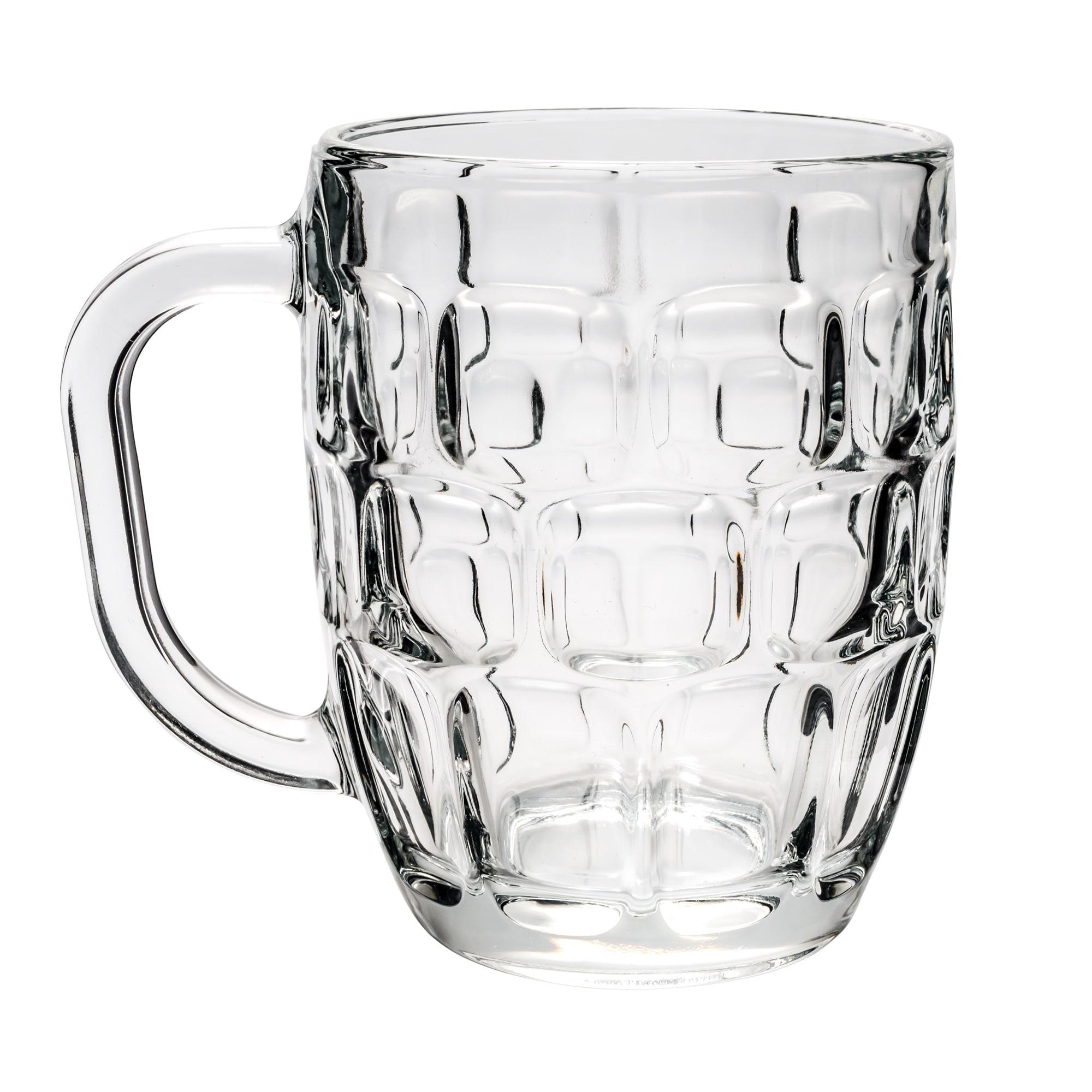 Libbey 5355 19.25 oz Dimple Stein Beer Mug