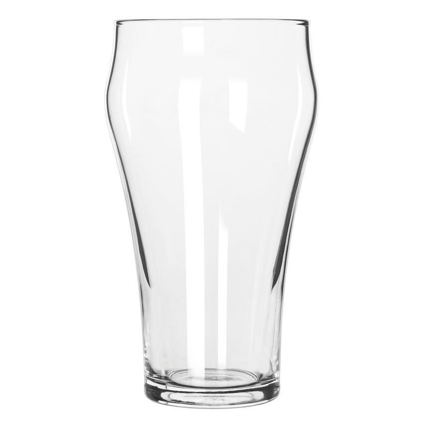 Libbey 539HT 21 oz Bell Soda Glass - Safedge Rim Guarantee