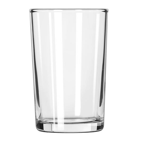 Libbey 556HT 5 oz Straight Sided Juice Glass - Safedge Rim